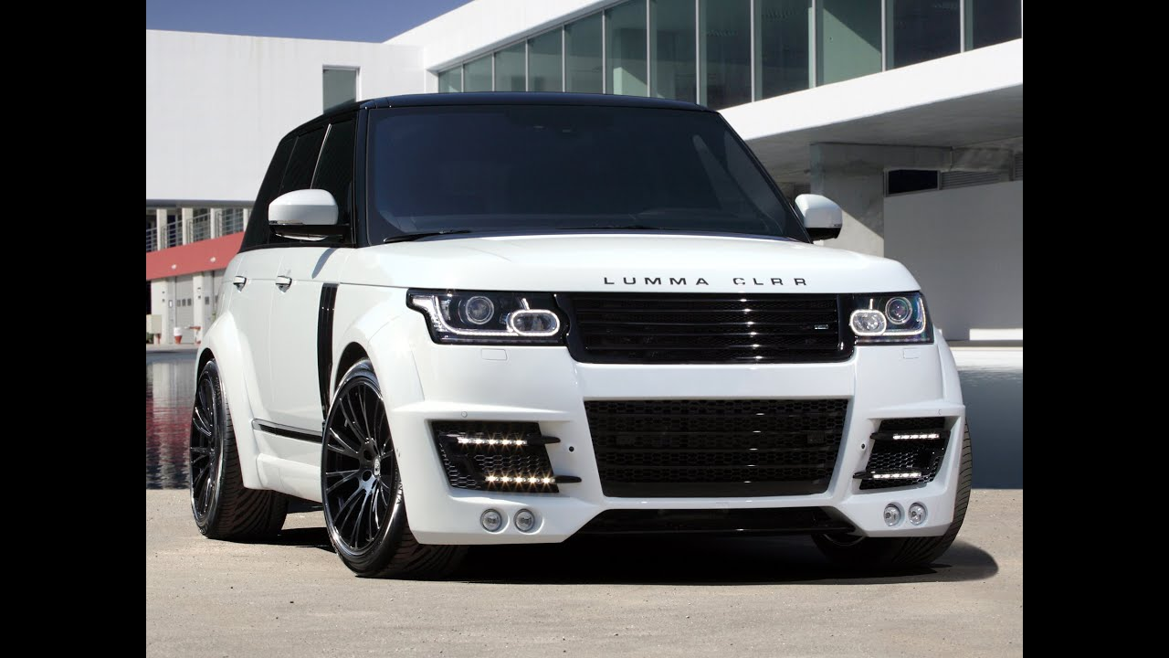 Top Review 2014 LUMMA Design CLR RS Range Rover Sport