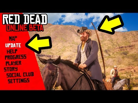 New Red Dead Online Update! Large Series Events in Red Dead Online! thumbnail