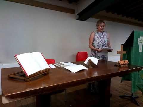 Sermone Luca 9:11-17 - Cand. PL Marta Torcini - 23 Giugno 2019 - CPU Firenze