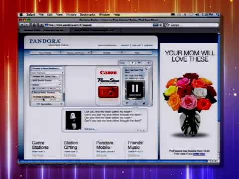 Music Genome and Pandora