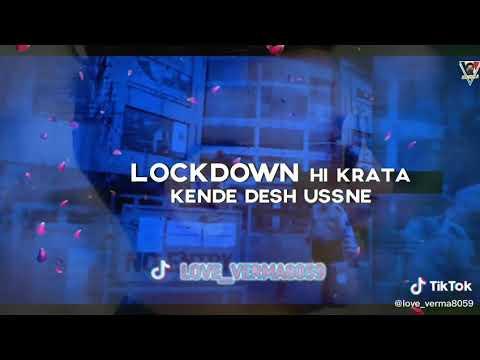 lockdown-||-singga-||-punjabi-new-song-whatsapp-lyrics-status