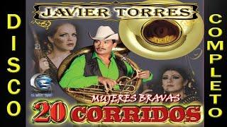 Javier Torres (los Rehenes) 20 Corridos Vol 1 (disco Completo)