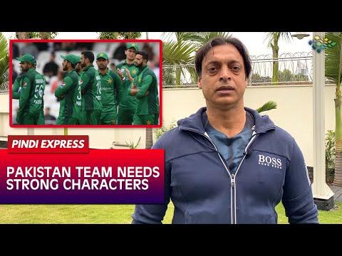 Pakistan Team Needs Strong Characters & Match Winning Mentality Players | PakvsAus | Shoaib Akhtar