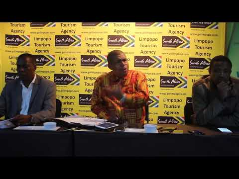 Limpopo Tourism Agency Chairperson Mr. Andrew Dipela