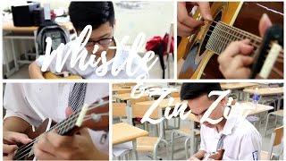Whistle / Zin Zin (Cover) - TCM