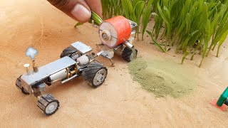diy thresher machine tractor motor | part 1