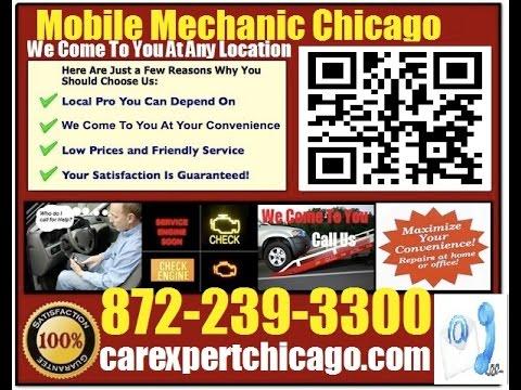 Mobile Mechanic Downers Grove IL 872-239-3300 Auto Car Repair Service