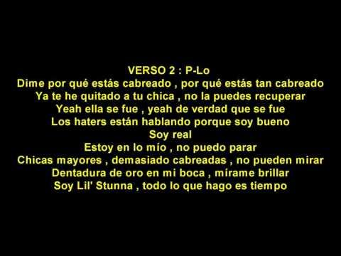 Kool John Ft P-Lo Ft G-Eazy - Mad Español