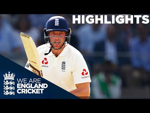 Buttler & Bess Battle To Keep Match Alive On Day 3: England v Pakistan 1st Test 2018: Highlights