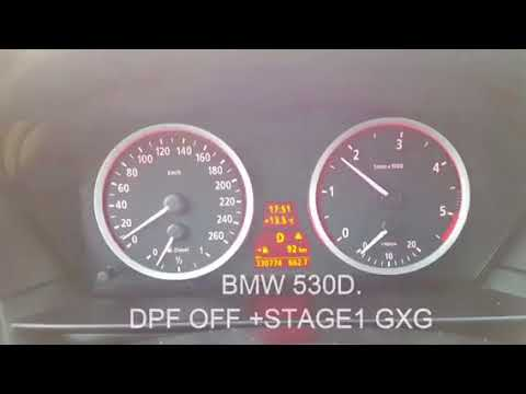 bmw e60 530d 218hp chiptuning stage1 and dpf off youtube. Black Bedroom Furniture Sets. Home Design Ideas