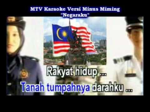 Lagu Negaraku (MTV Karaoke - Minus Miming)