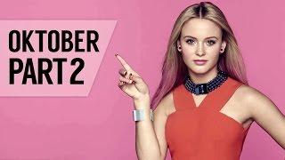 Top 20 charts | oktober 2016 | part 2