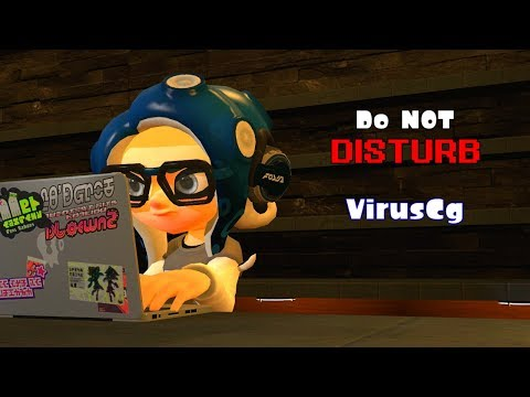 Do Not Disturb VirusCg [Splatoon GMOD]