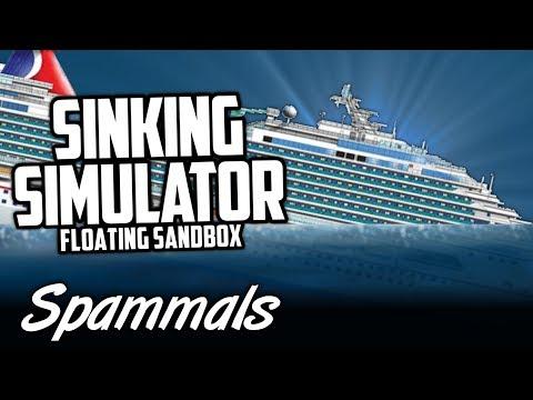 Sinking Simulator | Carnival Dream Nightmare