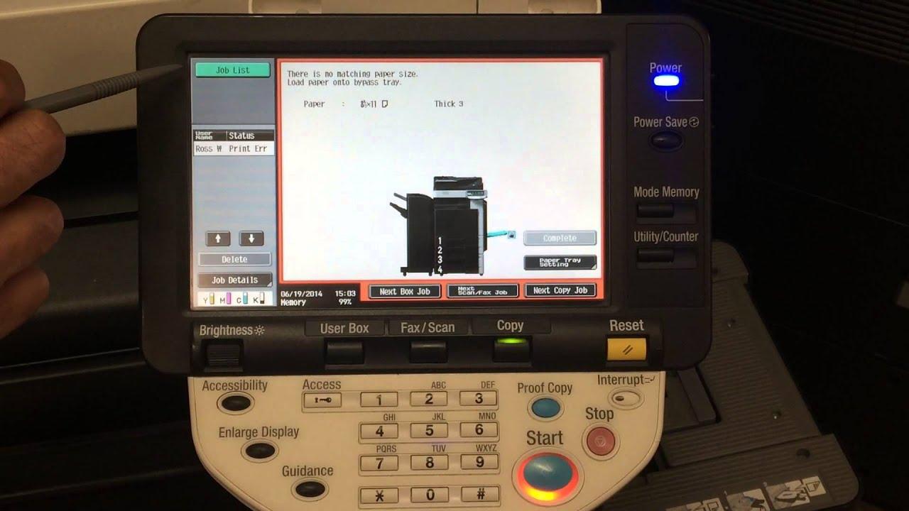 Delete Print Error from Job Queue -Common Sense Business Solutions Santa  Rosa