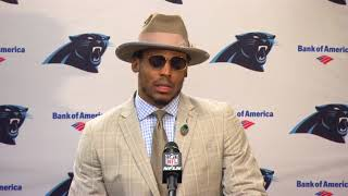 Cam Newton: That game didn't come down to that play
