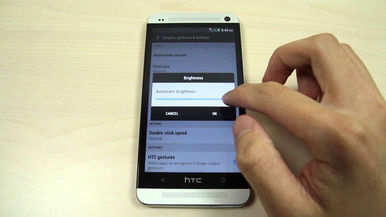 HTC One M7 разборка, решена проблема с камерой. - YouTube