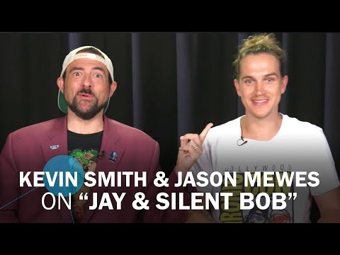 An Oral History of Jay and Silent Bob with Jason Mewes and Kevin Smith