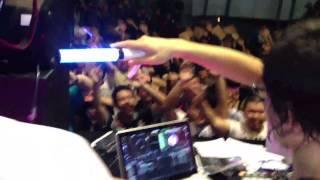 DJ Kazu Closing Song - Anime Festival Asia Indonesia 2013