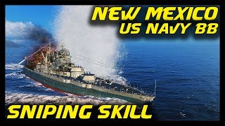 ► World of Warships: Road to Montana - New Mexico Gameplay and Review