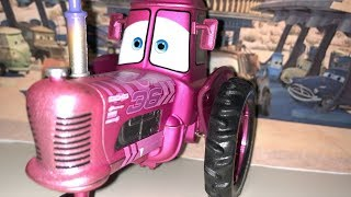 Next Tank Coat TRACTOR! Unboxing and Review! (2018 Disney store Chaser series)