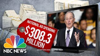 Bloomberg Spends Big, As Sanders Rises | Meet The Press | NBC News