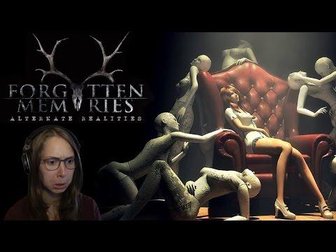 [ Forgotten Memories ] Silent Hill-like horror on iPad - Part 1