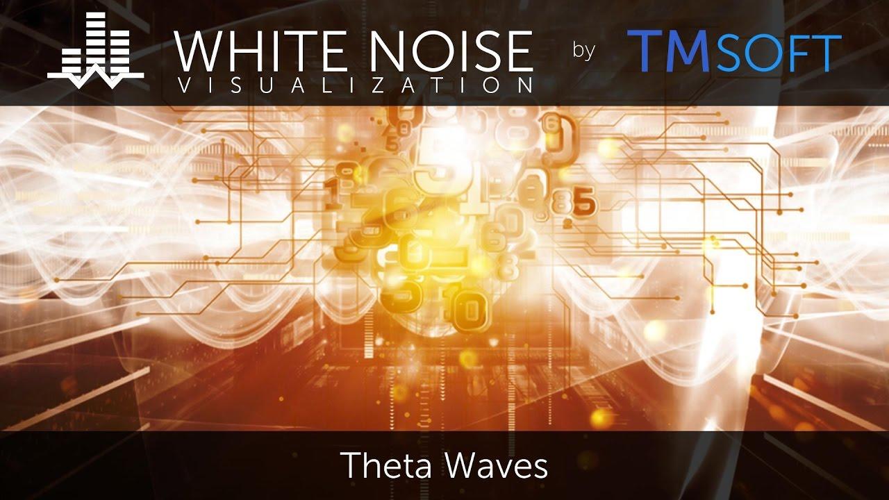 Theta Waves - White Noise Market