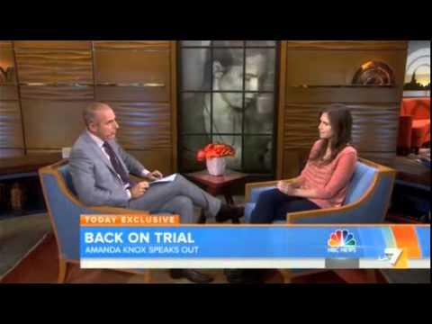 Amanda Knox: non torno in Italia, sono innocente