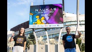 Naukas Bilbao 2021: un brote de divulgación.