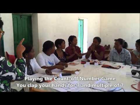 5 day Lydia Financial Literacy Workshop in Madagascar Oct 2015