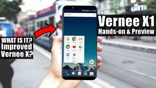 Vernee X1 Preview & Compare with Vernee X: Which One You Should Buy?