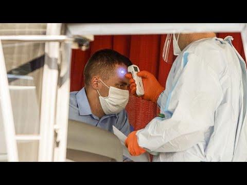 COVID-19: vuelve la pesadilla a Italia con casi 1.000 muertos en un día