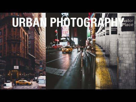 HOW TO EDIT URBAN/STREET PHOTOGRAPHY! (2018) (Lightroom Tutorial)