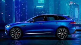 видео Jaguar E Pace тест на смелость