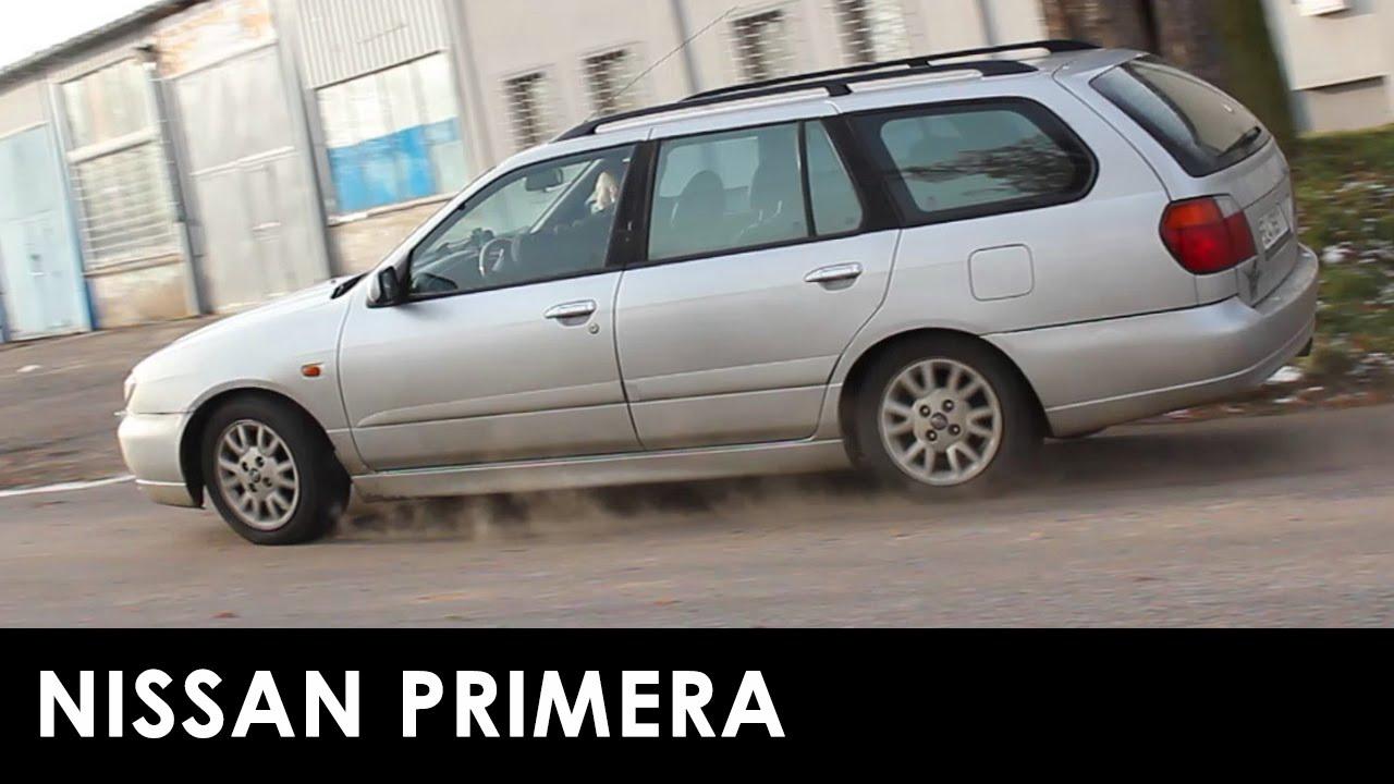Nissan Primera W10 VS Mazda 626 CB2 18+