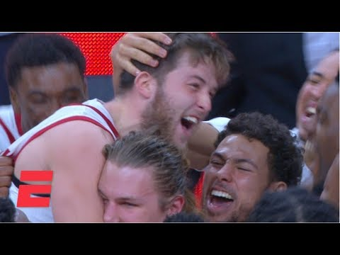 NC State beats Clemson on buzzer-beater, 8-0 run in final 19 seconds   College Basketball Highlights