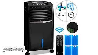 KESSER® 4in1 Mobile Klimaanlage   Fernbedienung   Klimagerät   Ventilator Klimaanlage
