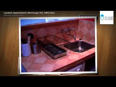 Location Appartement, Montrouge (92), 900€/mois