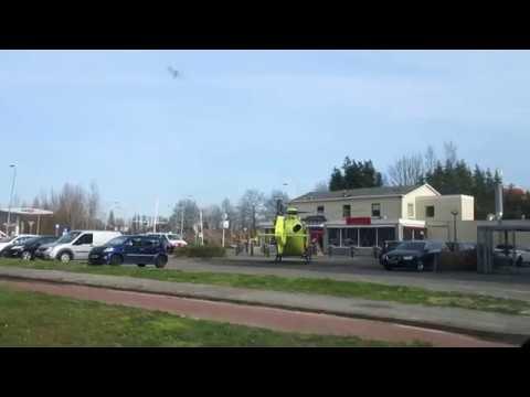 Ongeval fietser in Assen vraagt om Arts MMT