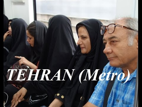 Iran/Tehran/Tajrish Square (Metro) Part 10