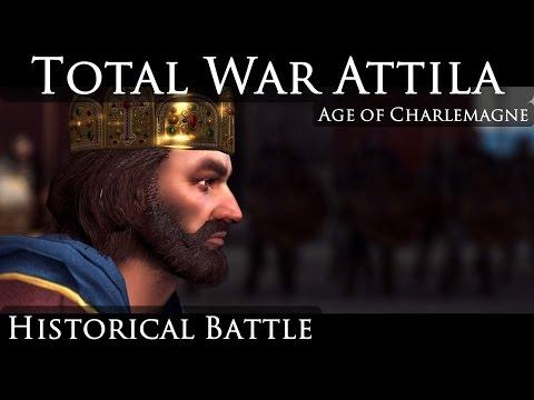 Total War Attila Age of Charlemagne Historical Battle