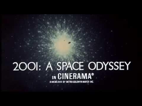 2001: A Space Odyssey (1968) Movie Review - 2020 Movie Reviews