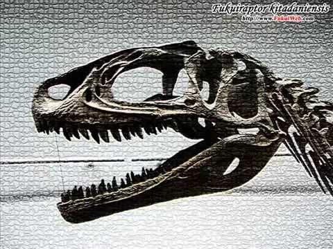 Fukuiraptor Tribute