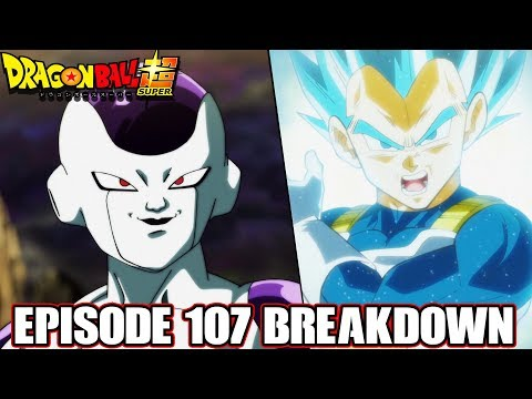 Dragon Ball Super Episode 107 Breakdown + Episode 108 Preview Frieza And Frost! Intersecting Evil?!