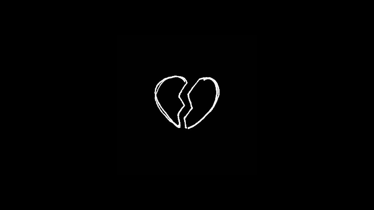 разбитое сердце картинки черно белые обои обладала властью над