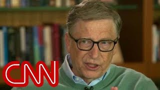 Bill Gates: Stop cow farts to help slow climate change