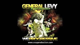 "General Levy & PSB Family - Positive vibes (album ""We progressive"") OFFICIEL"
