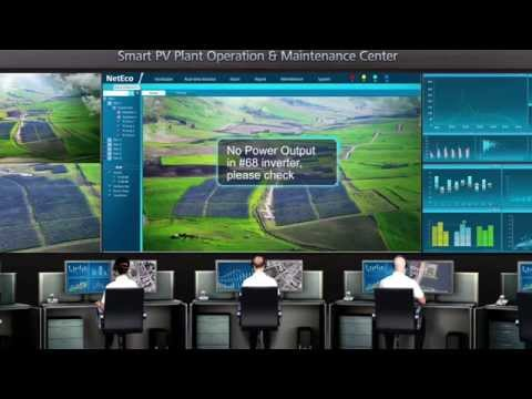 HUAWEI Smart PV Plant Solution the future Buyers World