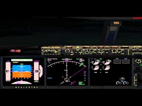 Erzurum (LTCE) ils approach with procedure turn rwy26R..